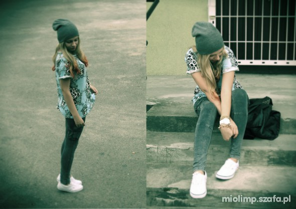 Mój styl on the street