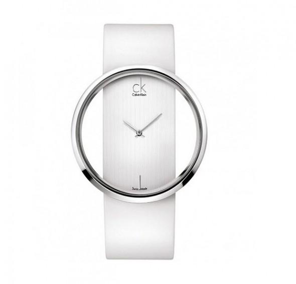 mój zegarek CALVIN KLEIN biały...