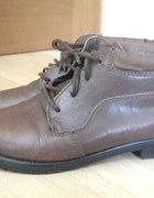 chelsea boots buty oxfordki skóra naturalna 38