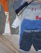 ubranka dla chłopca i dziewczynki...