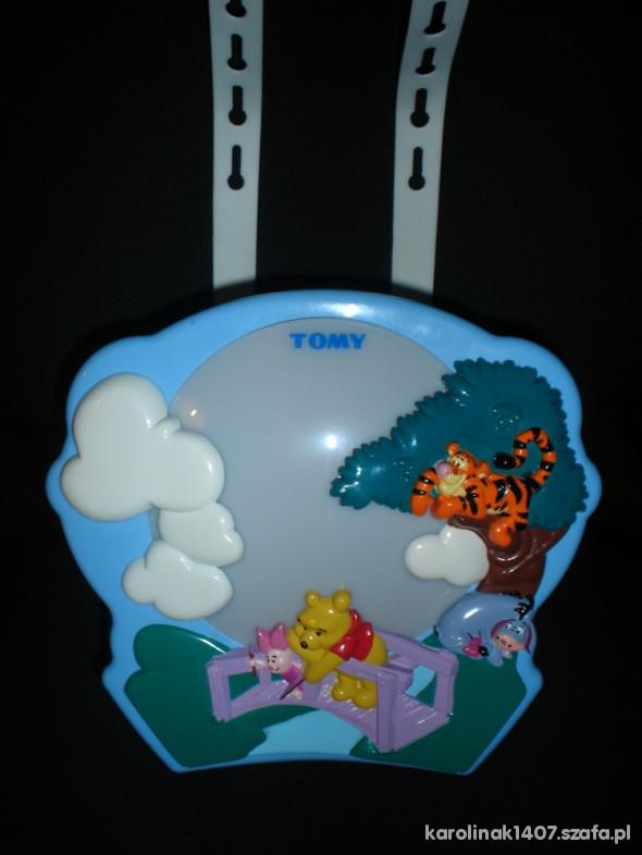 Zabawki PROJEKTOR LAMPKA POZYTYWKA TOMY