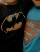 bluzka batman superman...