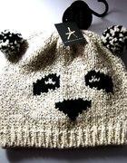 czapka panda