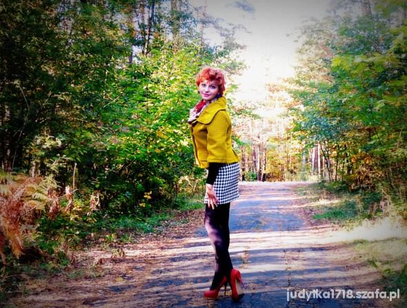Mój styl Jesienna stylizacja