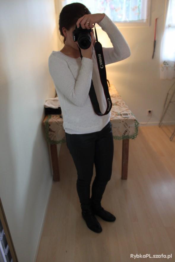 Mój styl Czarno i biało