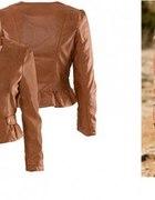 Ramoneska H&M Camel...