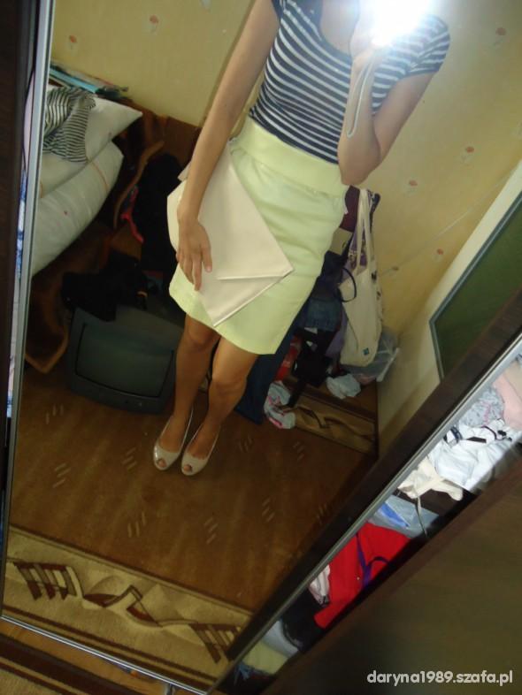 Eleganckie spodniczka