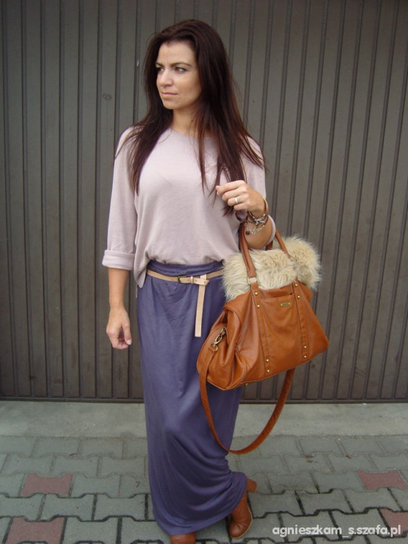 Mój styl skirt&sweater