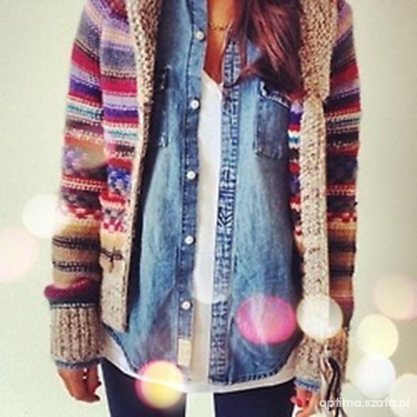 Wasze inspiracje jesienny jeans