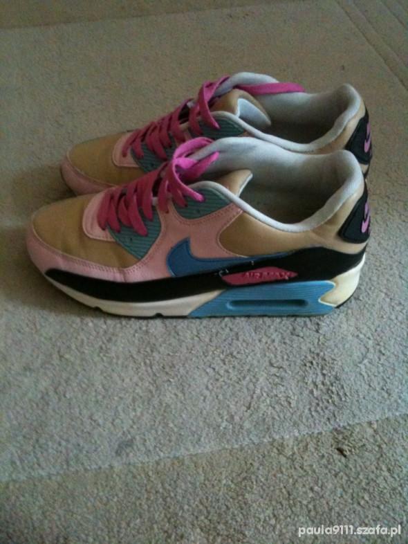 Nike air max piękneee...
