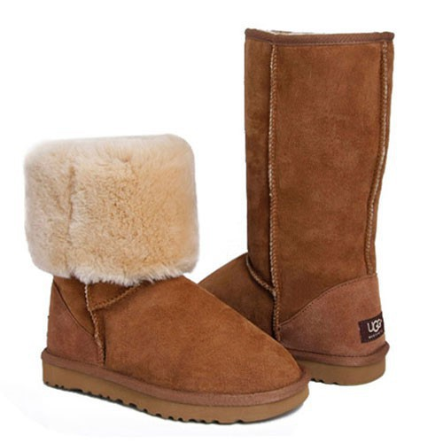 Ugg Classic Tall Chestnut 37