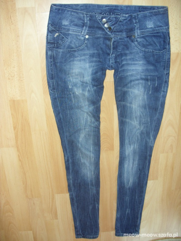 Spodnie Skinny rurki S