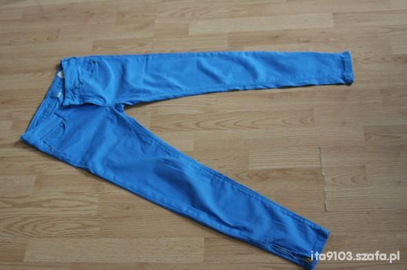 Spodnie Super niebieskie spodnie New Yorker