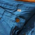 Super niebieskie spodnie New Yorker