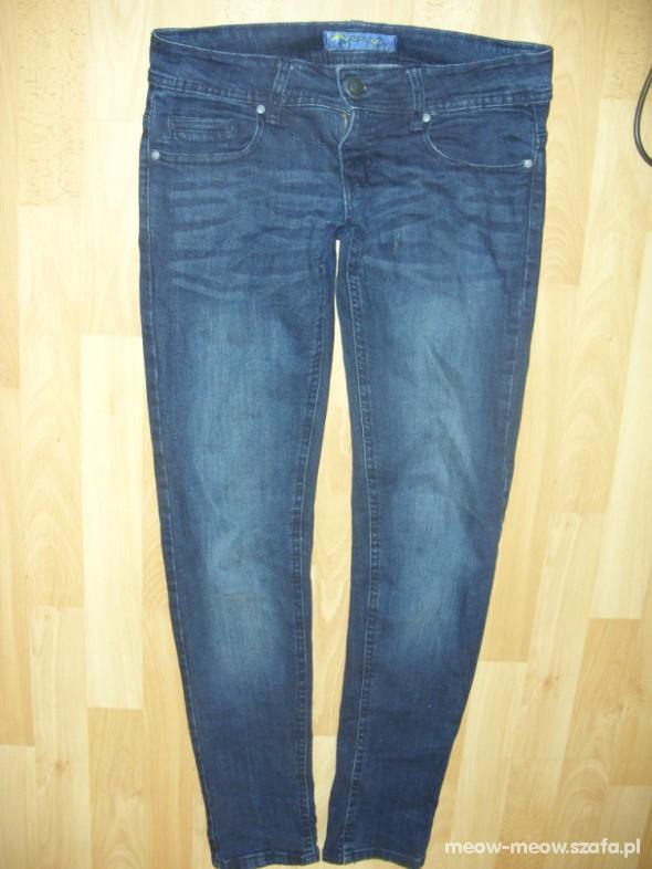 Spodnie CROPP XS skinny