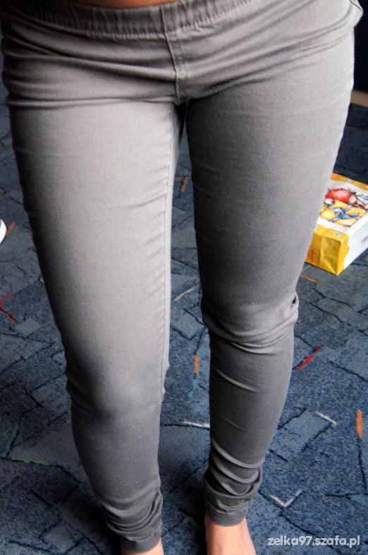 Spodnie tregginsy pieces