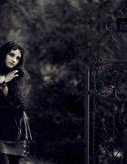 Na jesienny spacer w stylu goth