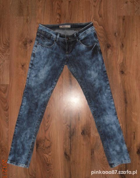 Spodnie House spodnie jeansowe