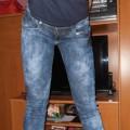 House spodnie jeansowe
