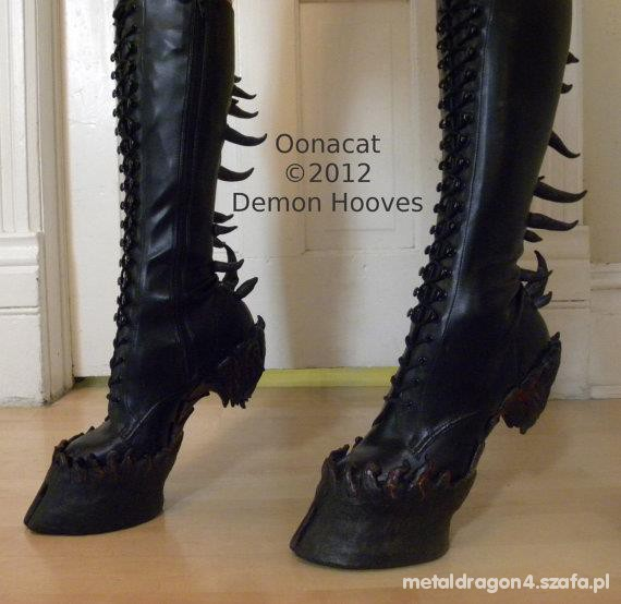 Demon Hooves