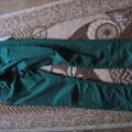 Nowiutkie zielone spodnie h&m 40