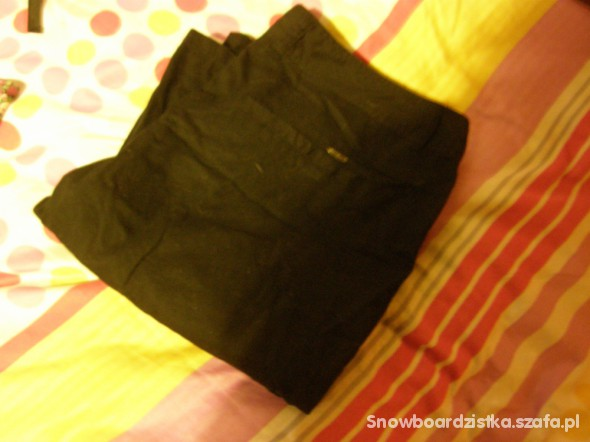 Spodnie Czarne spodnie