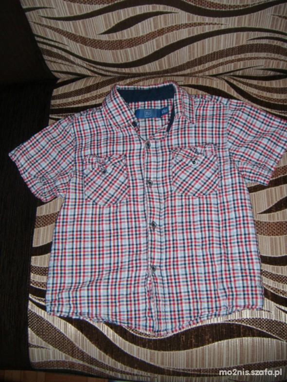Koszulki, podkoszulki Koszula TU 92cm