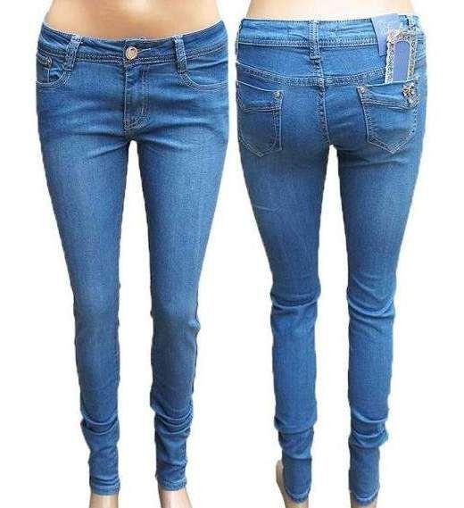 Spodnie klasyczne jeansy