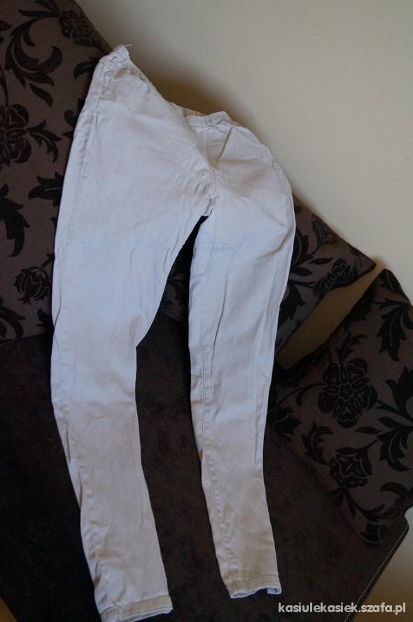 Spodnie Vero Moda treginsy 42 44 beż
