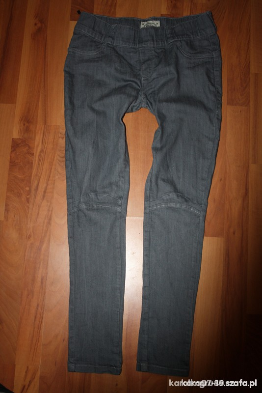 Spodnie TREGGINSY BERSHKA XL