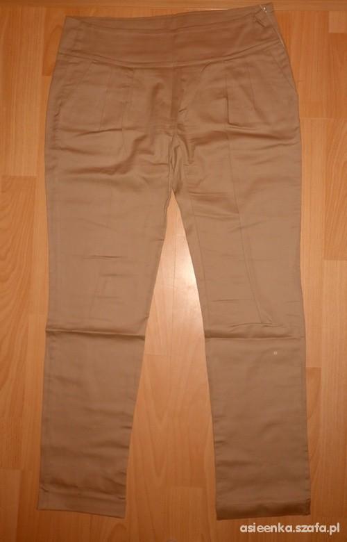 Spodnie spodnie nude
