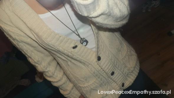 Sweter ciepły warkoch New Look