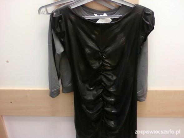 połyskująca sukienka pepco...
