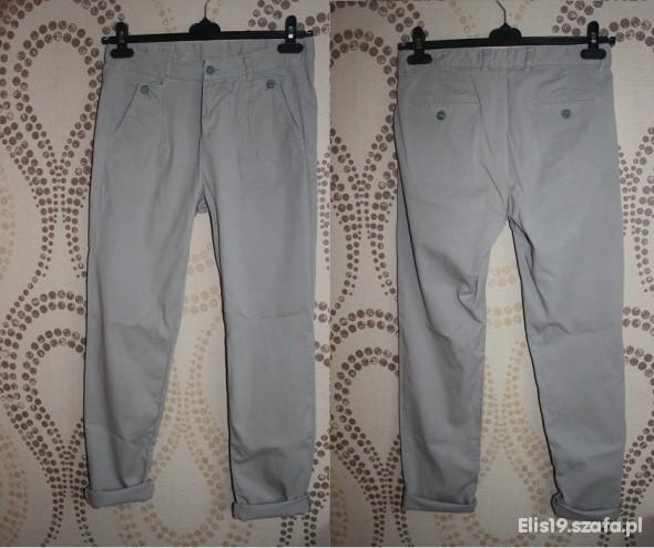 Spodnie HAREMKI ZARA