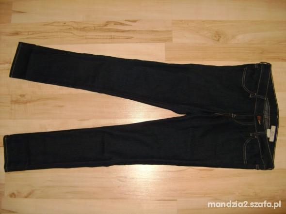 Spodnie Rurki H&M nowe nie noszone 27x32