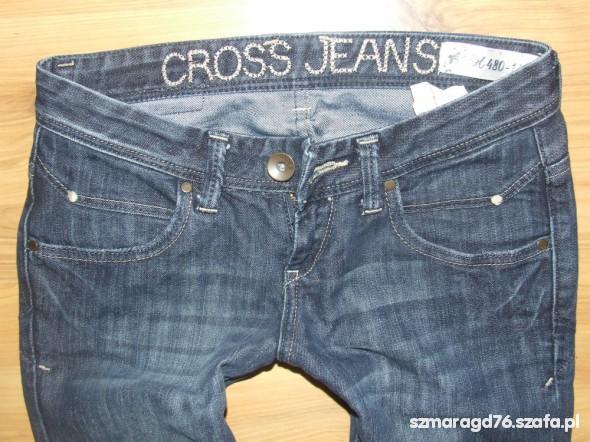 Spodnie CROSS jeansy 34 spodnie