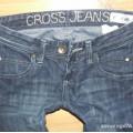 CROSS jeansy 34 spodnie