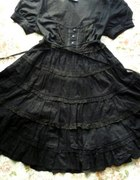 Kuro Lolita Dress...
