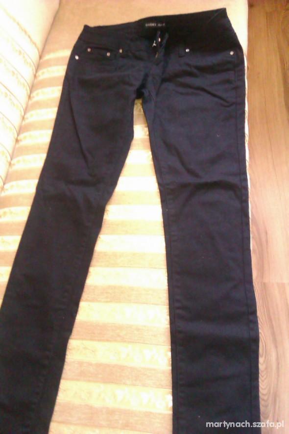 Spodnie Czarne spodnie rozm 42