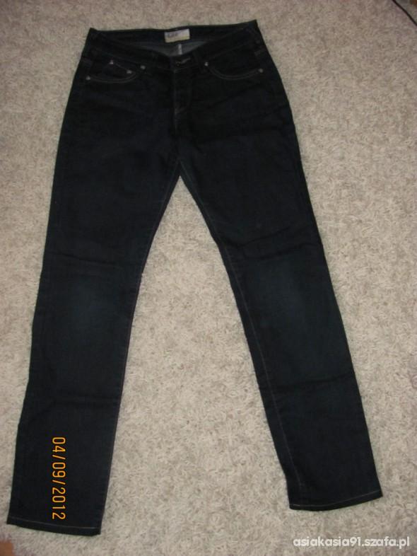 Spodnie jeansy z Lee