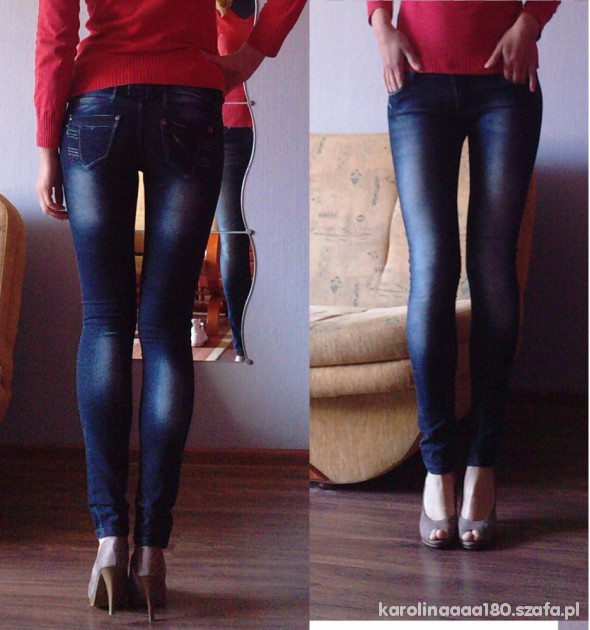 Spodnie rurki dolce gabbana