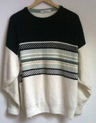 Sweter we wzory 40