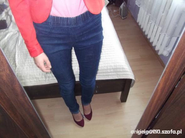 Spodnie TREGGINSY H&M