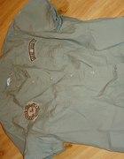 Supermodna militarna koszula