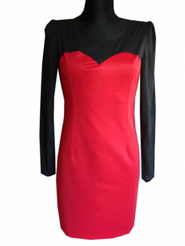 Suknie i sukienki Sukienka z perełką zip M L