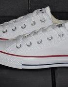 Converse nowe rozmiar 38 niskie kolor Biały