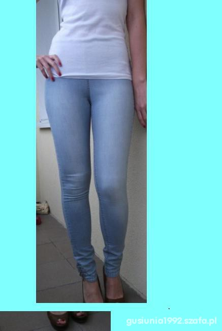 Spodnie tregginsy Kappahi S