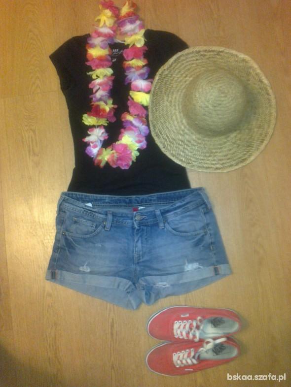 Mój styl wakacje na Hawajach
