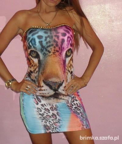 Suknie i sukienki TATU TECZOWA