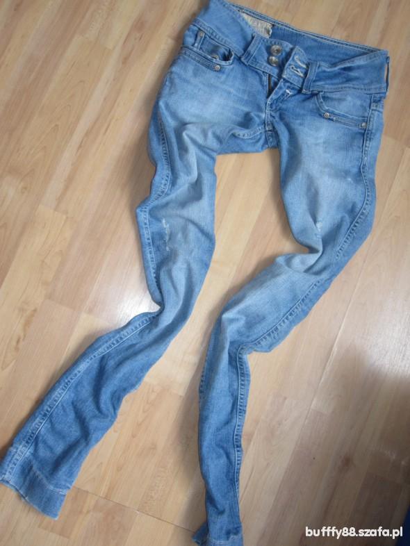 Spodnie bershka super 32 TANIO